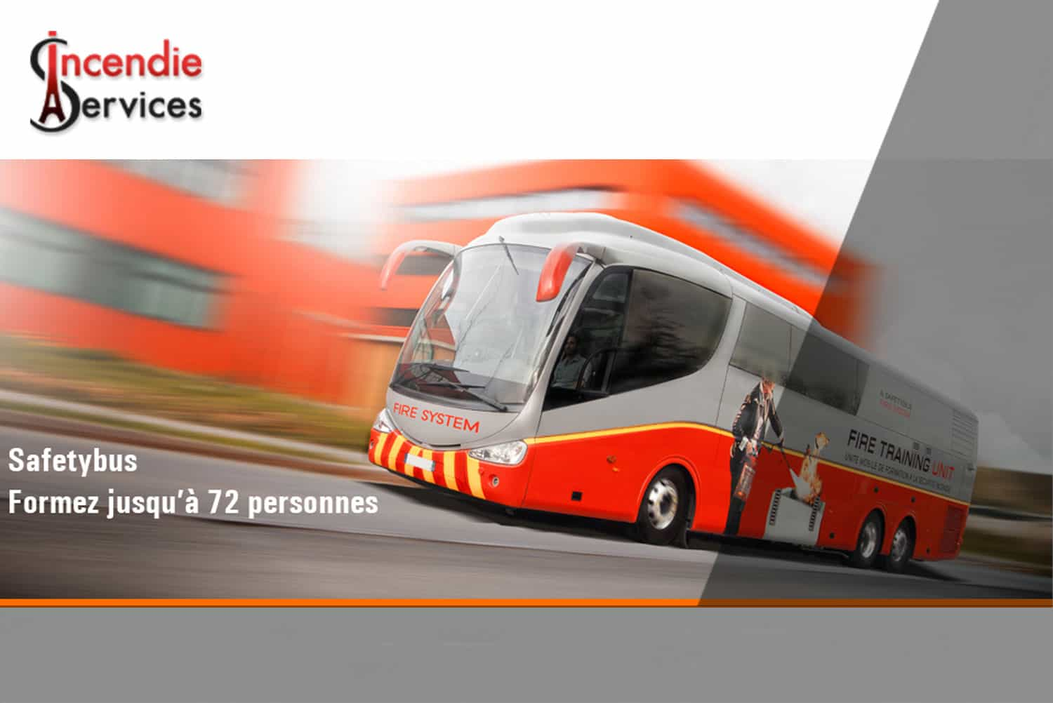 "Bus Formation Incendie - SAFETYBUS - ""bus formation incendie"" - ""safetybus"" 